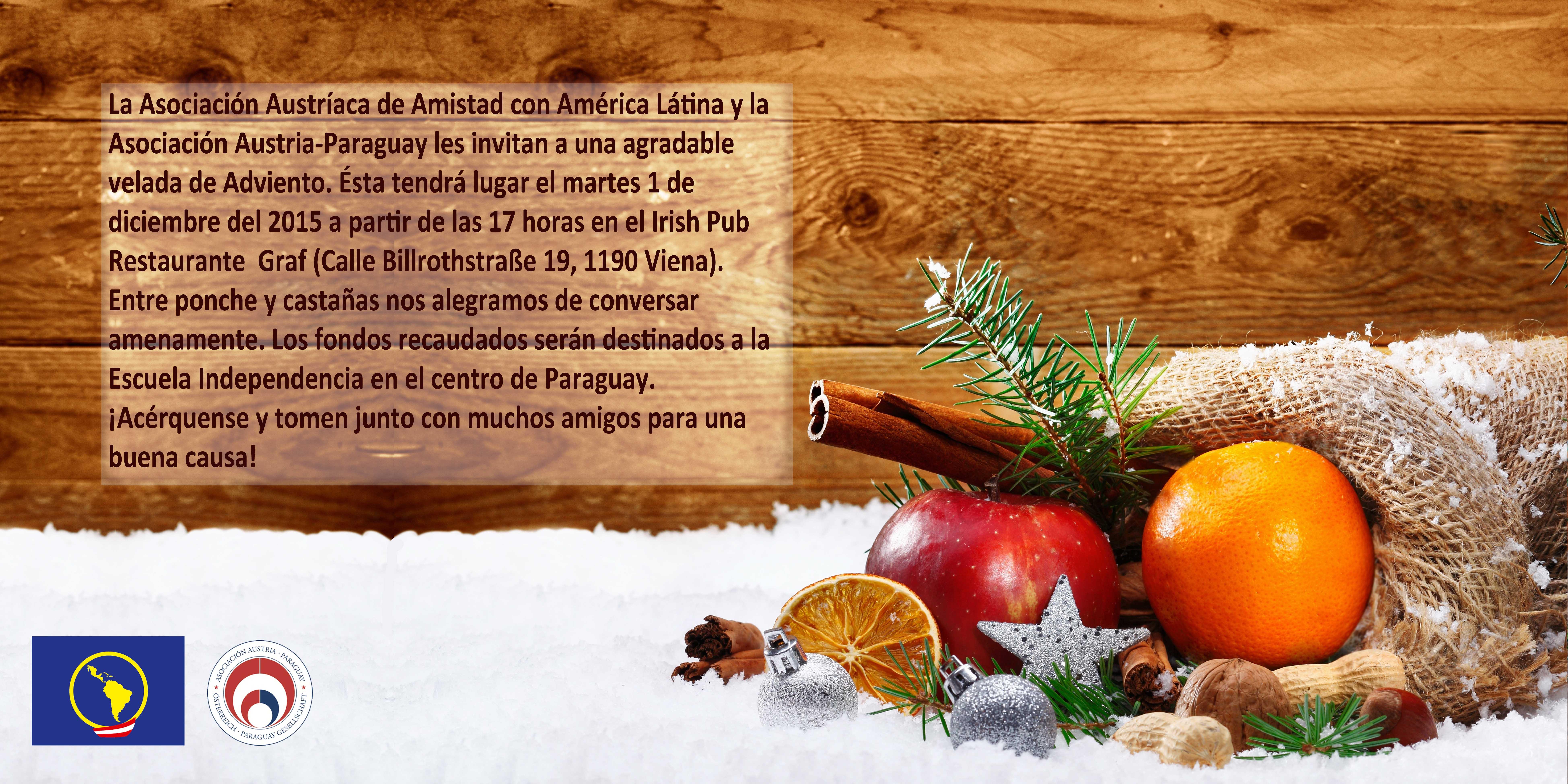 Adventeinladung Spanisch-1